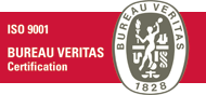 ICO 9001 BUREAU VERITAS Certification